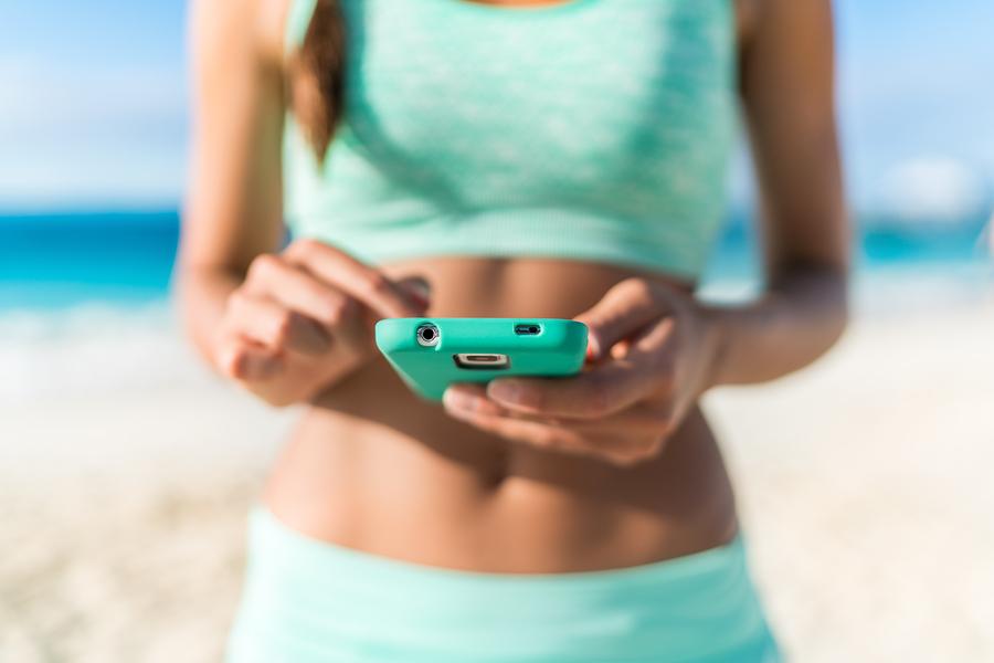 Aplikacje, które pomogą utrzymać dietę