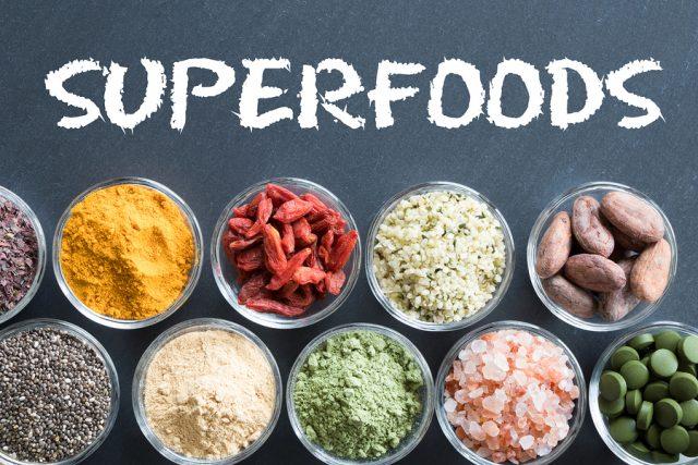 Superfoods – rzeczywiście super czy przereklamowane?