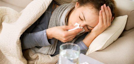 Uwaga, sezon grypowy