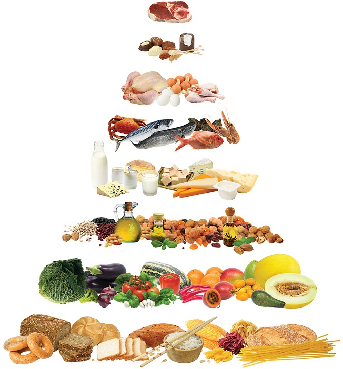 Czym jest piramida żywieniowa?