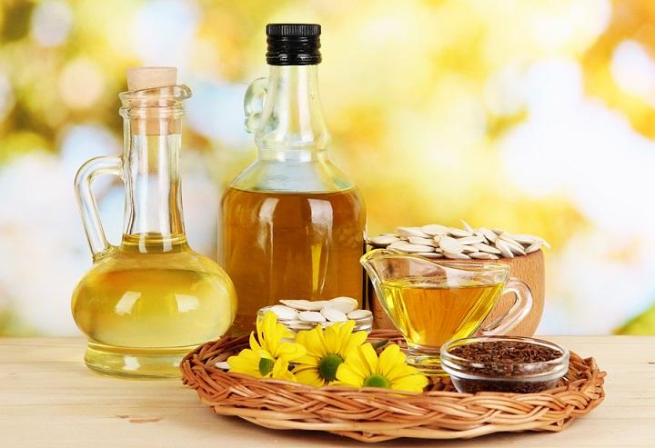 Zdrowe oleje w diecie