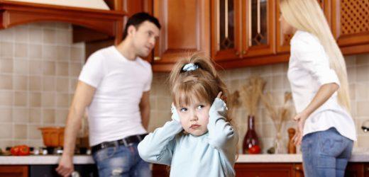 Wpływ rozwodu rodziców na dzieci